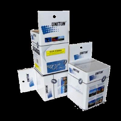 Картридж SAMSUNG CLP-300/300N/CLX-2160/3160 (CLP-Y300A) желт (1K) UNITON Premium