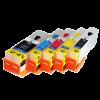 Перезаправляемые картриджи (ПЗК) (T2601,T2611-2614) для Epson Expression Premium XP-600/605/700/800 комплект 5 шт. с чипами