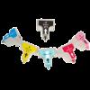 Перезаправляемые картриджи (ПЗК) (177) для HP Photosmart 3110/3210/3213/3310/3313/C5175/C5180/C5183/C5185/D6160 копмлект 6 шт с чипами
